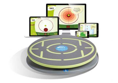 MFT Challenge Disc - Bluetooth balance board with app