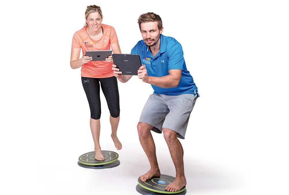 Jeder Fuß ist anders: Neue App ermöglicht weltweit erstmals kontrolliertes Einbeinstand-Training