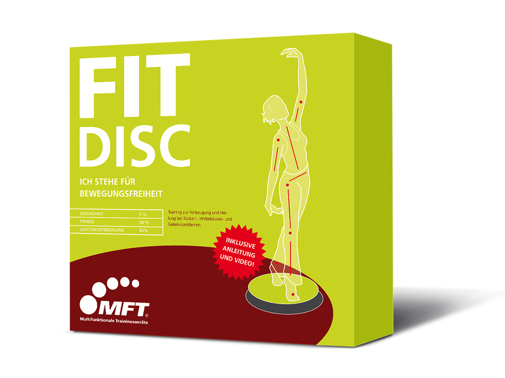 MFT Fit Disc Rückengesundheit