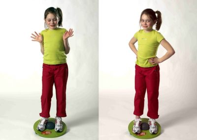 MFT Fun Disc - Balance training for children 4+ years