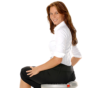 Get healthy while sitting down with the MFT Magic Sit training cushion