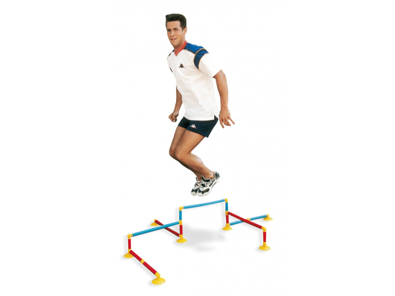 MFT Speedy Jumps Basic coordination hurdles