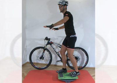 Radsport Training mit der MFT Sport Disc
