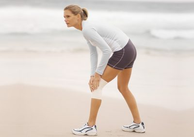 Training for healthy joints