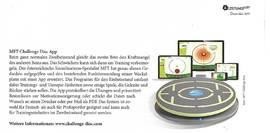 MFT Challenge Disc App