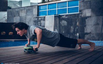 MFT Core Disc Test – Muskelkater garantiert