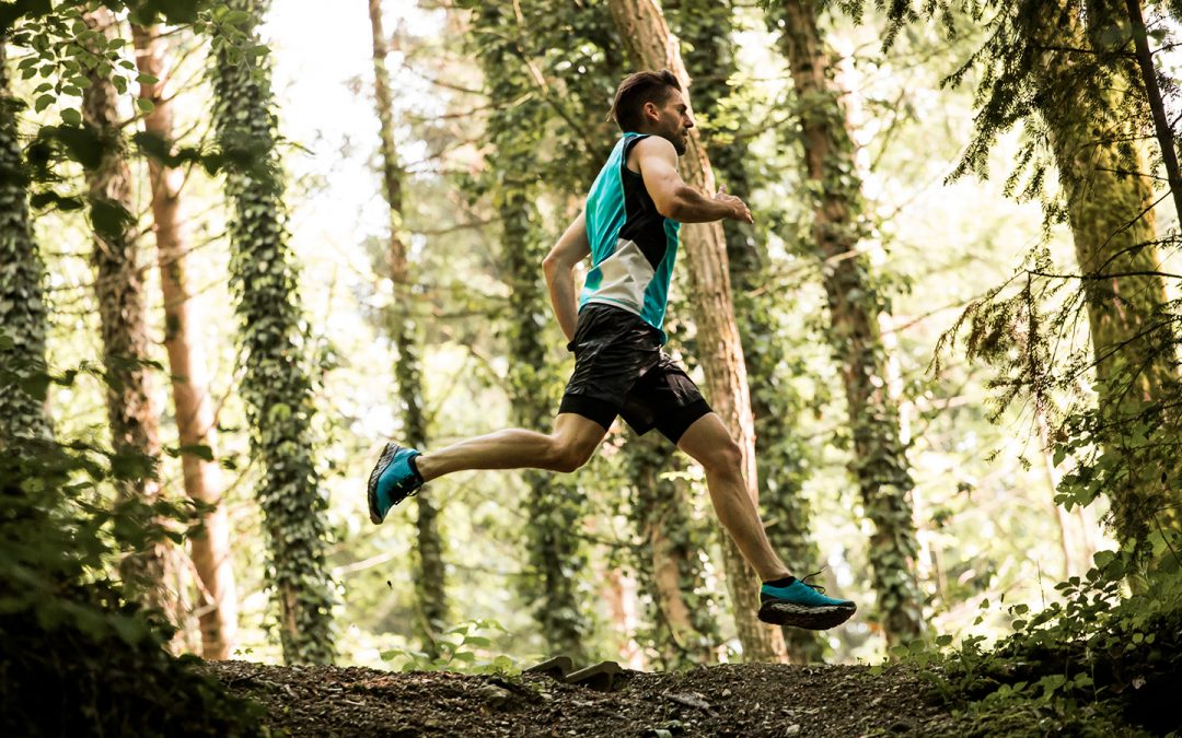 Balance-Training für Läufer