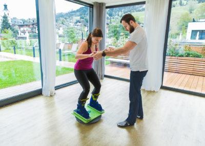 MFT Skigymnastik Kräftigung Übungen