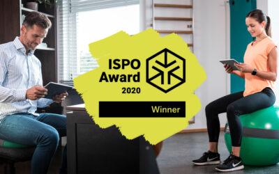 MFT Bodyteamwork ist ISPO Award Gewinner!