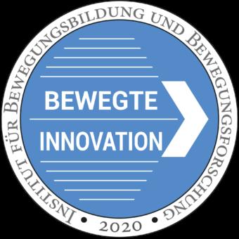 Auszeichnung Bewegte Innovation 2020 für MFT