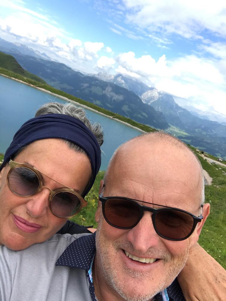 Claudia und Ewald Aigner von MFT Bodyteamwork