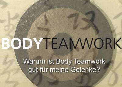 Frage 2: Warum ist Body Teamwork gut für meine Gelenke?