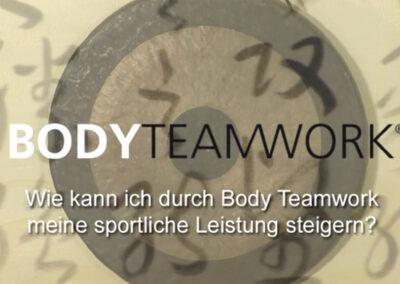 Frage 6: Wie kann ich durch Body Teamwork meine sportliche Leistung steigern?
