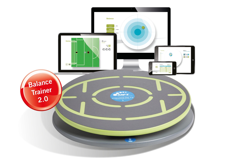 MFT Challenge Disc 2.0 mit Bodyteamwork App