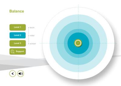 Trainingstipps Challenge Disc – Balance Modus – Balancekontrolle, Koordination und Kräftigung