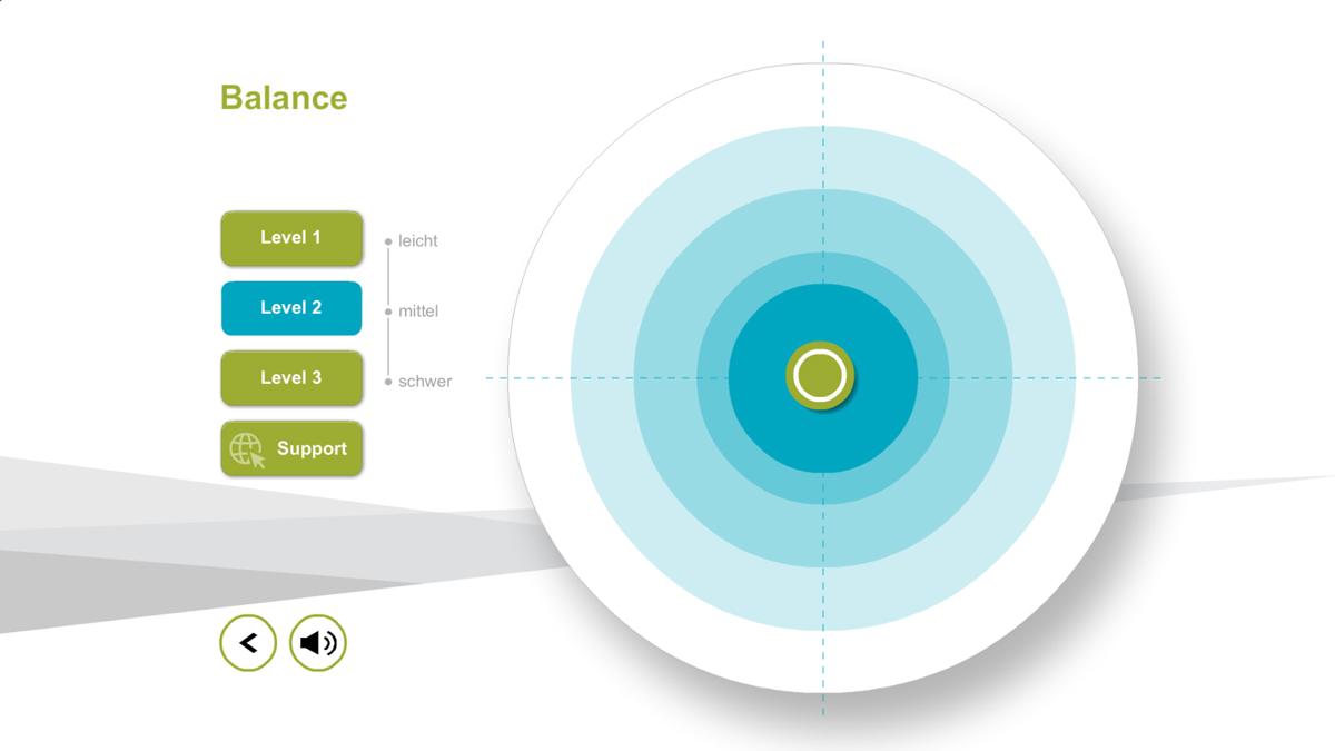 MFT Bodyteamwork App: Button Balance – Aufwärmen und Balancekontrolle