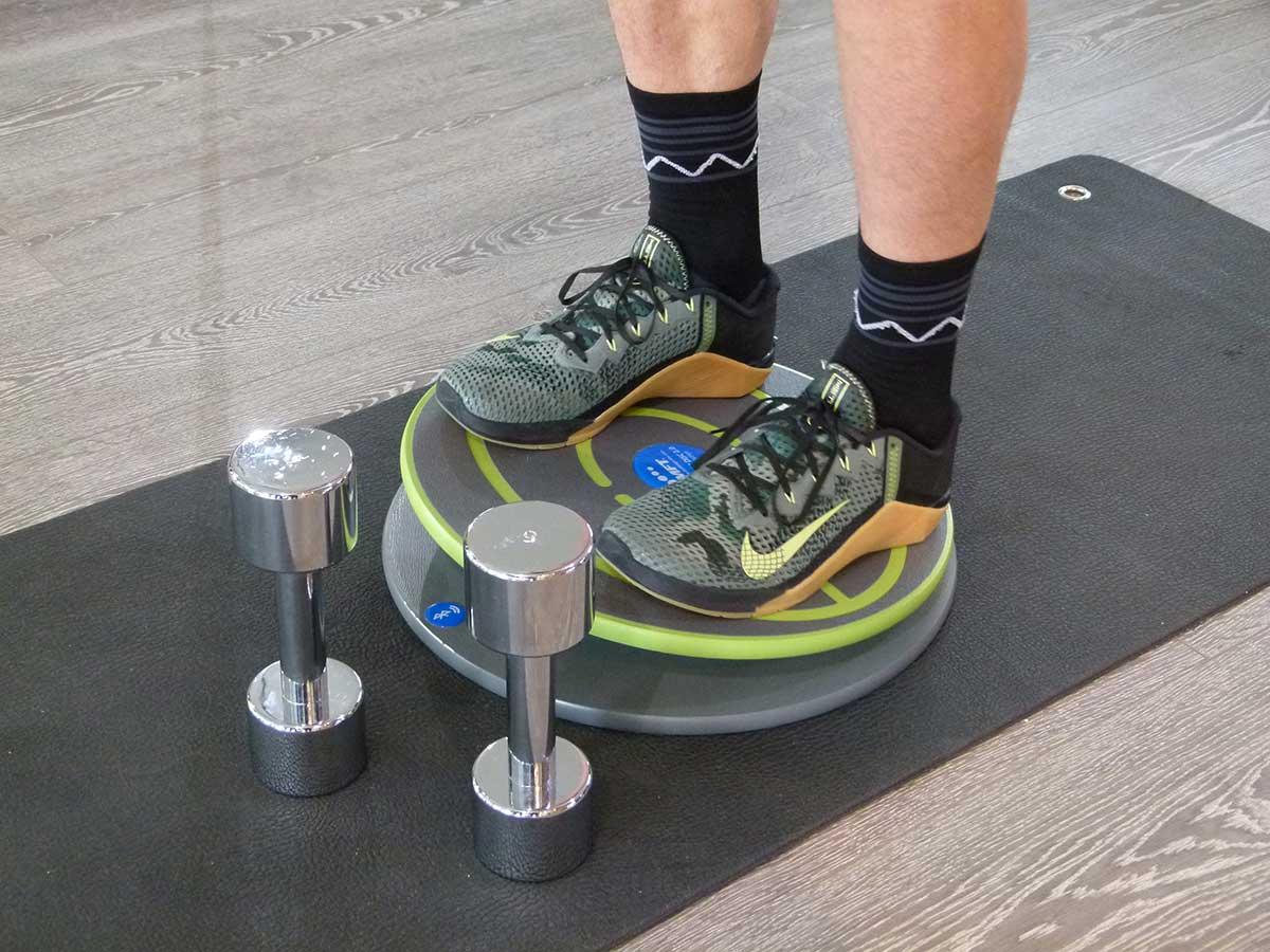 MFT Challenge Disc Übungen 501-505 Stabilisieren