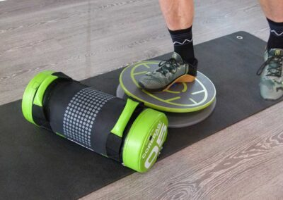 Balance – Klassische Übungen zur Ganzkörperstabilität