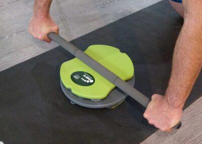 Koordinationszentriertes Krafttraining für die Rumpf-, Arm- und Oberkörpermuskulatur