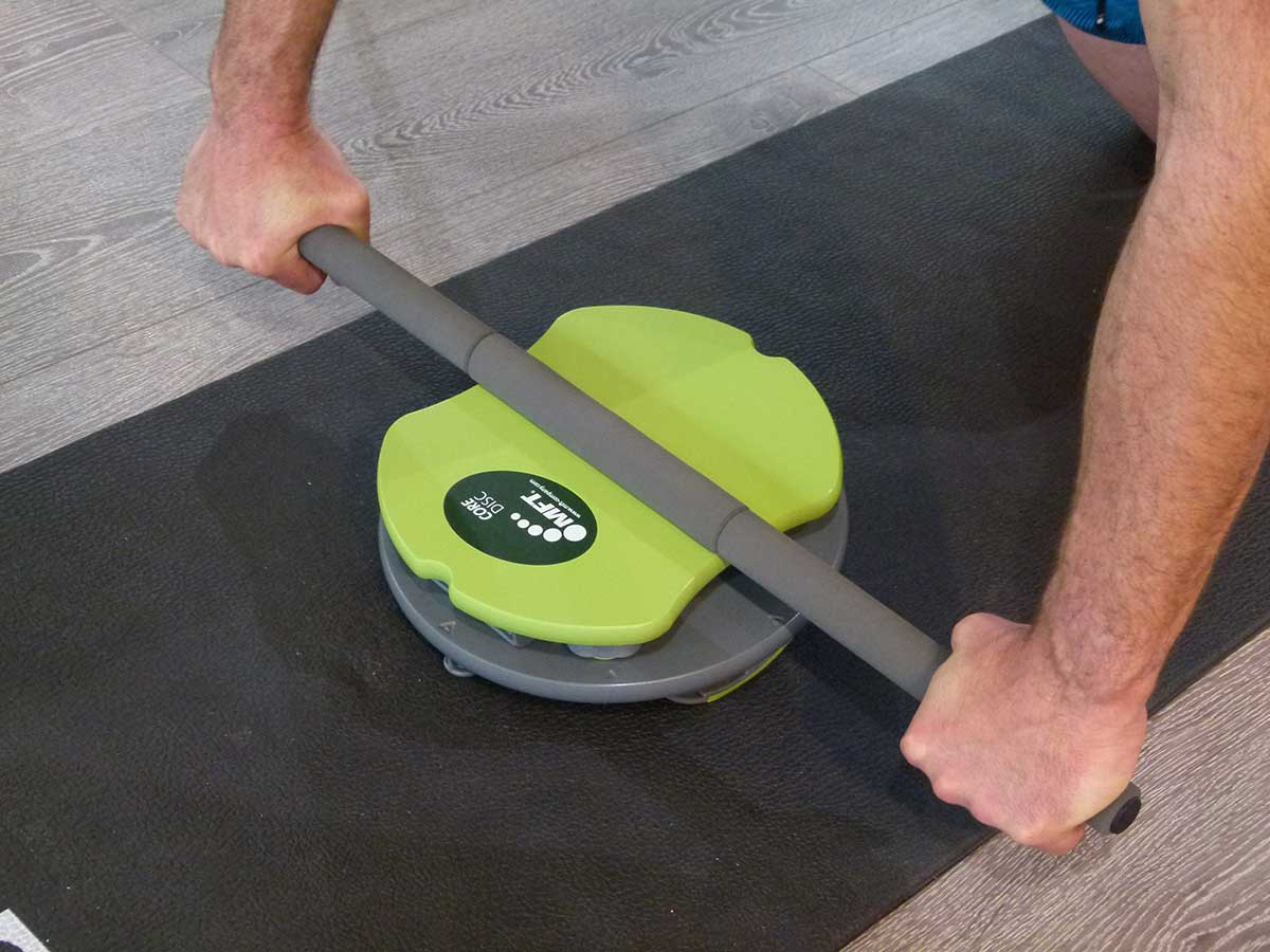 MFT Core Disc Übung 601 Basic Position Stabil