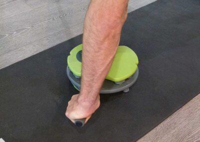 609 Side Plank stabil – Unterarmstütz