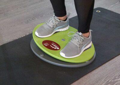 Basic Balance – Balancetraining für Senioren, Fitness- und Gesundheitsbewusste