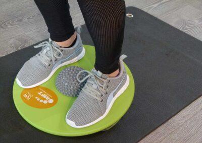 Trainingstipps Fun Disc – Basics Balance