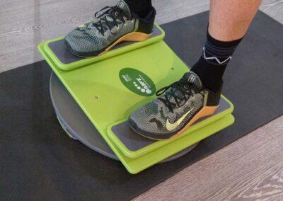 Trainingstipps Sport Disc – Ganzkörperstabilität – Basis Balance, Koordination und Kräftigung