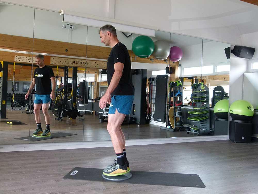 MFT Bodyteamwork Trainingstipps beidbeiniger Stand
