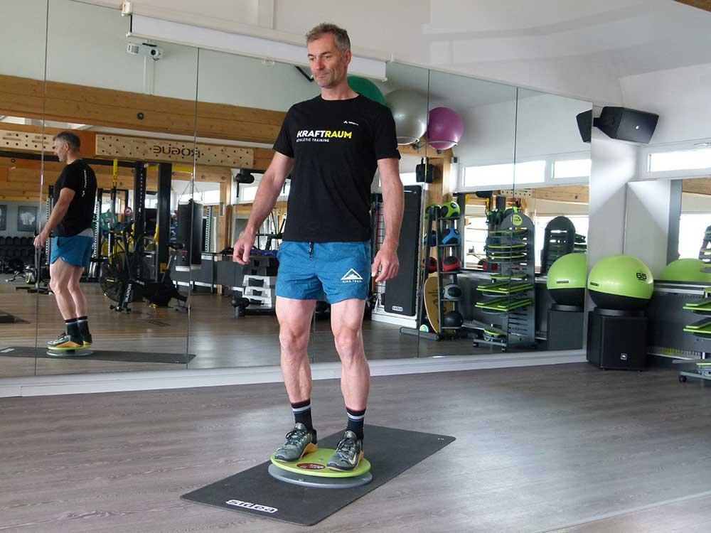MFT Bodyteamwork Trainingstipps beidbeinig